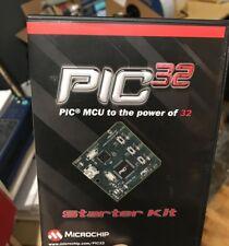 Dm320005 For Pic32 Usb Starter Kit