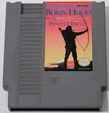 NES Nintendo Robin Hood Prince of Thieves Cartridge only