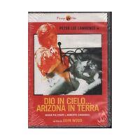 Dieu IN Cielo Arizona IN Terra DVD Peter Lee Lawrence / John Wood Fermé