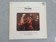 Don Juan The Complete Ballet Gluck Record LP STS 15169