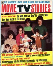 Movie TV Stories Aug 1969 Lennon Sisters, Doris Day, Mia See My Store