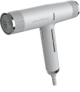 Gama Professional iQ Perfetto Hair Dryer Ultra-Light With Accessories, 3 Speeds