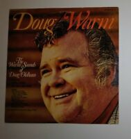 Doug Oldham - The Warm Sounds 1975 Impact LP EX+ Christian Jesus Bill Gaither