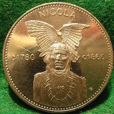 1978 Canada BC Okanagan Trade dollar- Nicola (c1780-1864) British Columbia