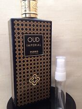 OUD IMPERIAL EDP by Perris Monte Carlo  5ml Unisex Perfume Sample * Luckyscent *