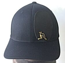 Baseball Golfer Cap   Unisex  made by Kangol with opal kangaroo magnet  on side
