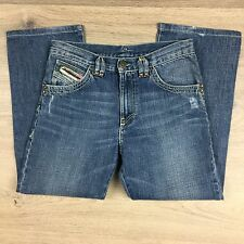 Diesel Industry Piskyr Cropped Boys/Youth Jeans Size 12 W27 L23 (R15)