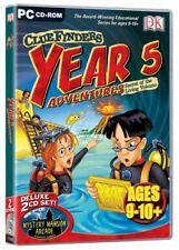 PC ClueFinders Year 5 Adventures (ages 9-10 VideoGames