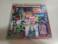 Tamla Motown Is Hot Hot Hot! VG++ Original Germany Import Pressing Comp Record