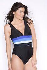 Pour Moi V Neck Swimming Costumes for Women