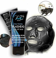VeniCare Black mask blackheads removing Deep Purifying peel-off face mask Acn...