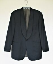 Hugo Boss Tschaikowsky Scala Tuxedo Jacket Blazer 40R Men black wool