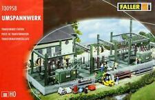 Faller 130958 H0 - Umspannwerk NEU & OvP