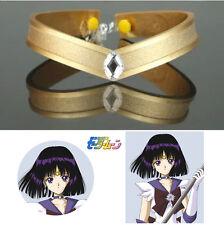 Sailor Moon Saturn Tomoe Hotaru Cosplay Prop Accessory Tiara Headwear Headband