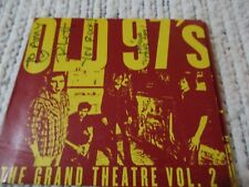 Old 97s The Grand Theatre Vol 2 CD Signed by Rhett 2011