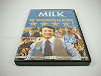 MILK DVD (GENTLY PREOWNED)