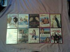 10 x ROMCOM Films UK R2 DVD Bundle inc 27 DRESSES_CONFETTI_BRIDE WARS etc