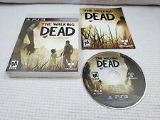 PLAYSTATION 3 PS3 THE WALKING DEAD