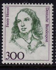 W Germany 1986-94 Famous Women 300pf Fanny Hensel SG 2167 MNH