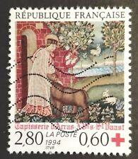 FRANCE-FRANCJA STAMPS - Red Cross, 1994, used