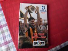 VFL YEAR BOOK 1984 ..... VFL / AFL