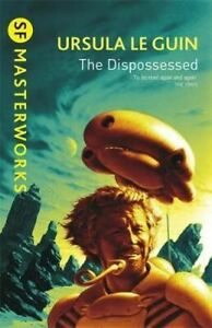 NEW The Dispossessed By Ursula K. Le Guin Paperback Free Shipping