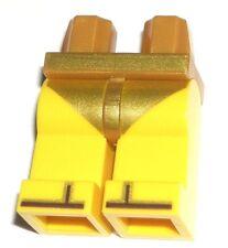 LEGO BATTLE GODDESS Yellow LEGS Gold Bikini Sandals 71007