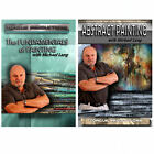 How to, Painting Art Instruction DVDs set Michael Lang