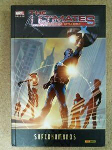 The Ultimates.Superhumanos.Integral.Panini Comics.Marvel Deluxe