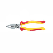 Wiha 32917 9-Inch Insulated Industrial Lineman's Pliers