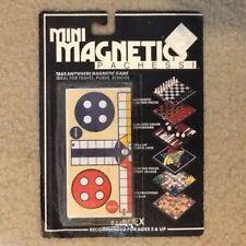 VINTAGE 1987 NOS FUNDEX MINI MAGNETICS PACHESSI GAME