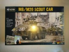 M8/M20 GREYHOUND SCOUT CAR Bolt Action Warlord Games 28mm