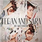Tegan and Sara - Heartthrob (CD 2013)   EXCELLENT
