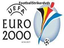 2000 UEFA Euro Group C Spain vs Norway on DVD