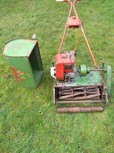 Suffolk Super Punch lawn mower