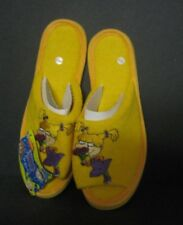"Nickelodeoon Rugrats Slippers NEW ""Angelica"" size 37-38"