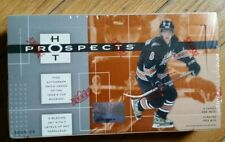 2005-06 Fleer Hot Prospects Hockey Sealed Hobby Box. Ovechkin, Crosby Possible.