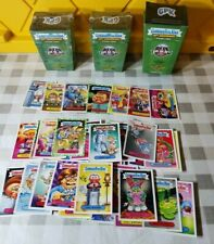Garbage Pail Kids GPK 35th Anniversary Lot 2 Blaster Boxes New + 40 Cards