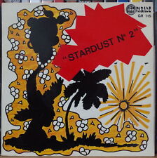 "A. GENEVIEVE /LARODE ""BEL MAZOUK"" STARDUST N°2 LA VIE A CHE 45t 7"" FRENCH EP"