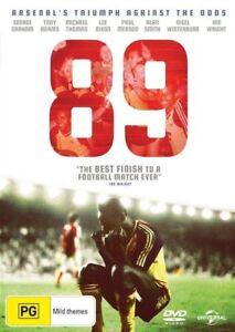 '89 (DVD, 2017) NEW