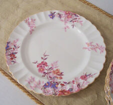Spode Copeland Chelsea Garden 4 Dinner Plates, English Bone China