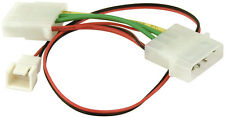 Sharkoon * Lüfter Adapter Kabel * Reduzierung 12V / 7V * Speed Limiter *