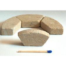 bloxxs Steine M-09 Sandstein Modellbau Burg Turm Bau Ministeine bauen Brunnen