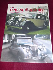 THE DRIVING MEMBER - April 1994 Vol 30 # 11