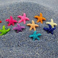 10pcs Resin Cute Miniature Starfish Fish Tank Aquarium Ornaments Decor New CA