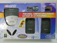 Memorex personal compact CD disc player kit