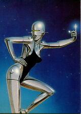 HAJIME SORAYAMA 1 1993 COMIC IMAGES PROMO CARD NO NUMBER FANTASY ART