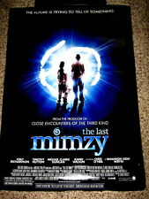 The Last Mimzy Movie Poster 27 x 40 Double Sided Rolled