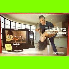 CORDLESS ALADINO + MONITOR CORNICE DIGITALE AUDIO VIDEO