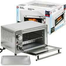 Portable Electric Truck Oven 24v 9 Litre Camper Van Stainless Steel Lorry Car